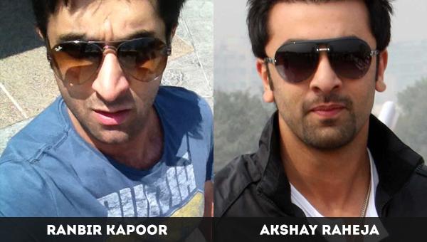 Indian Look Alikes