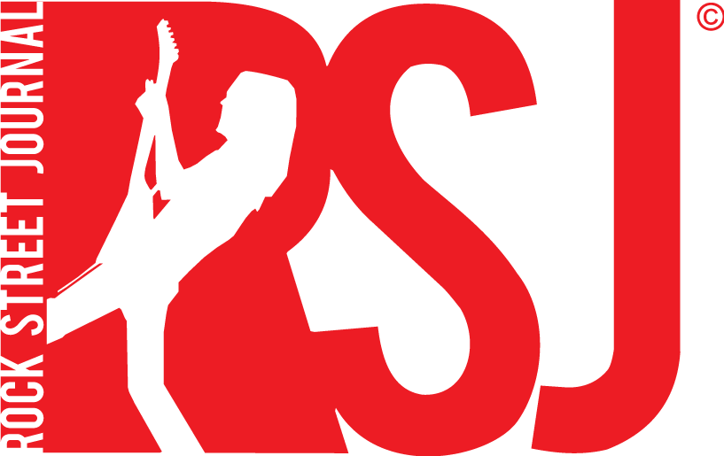Rock Street Journal logo designed by Reuben